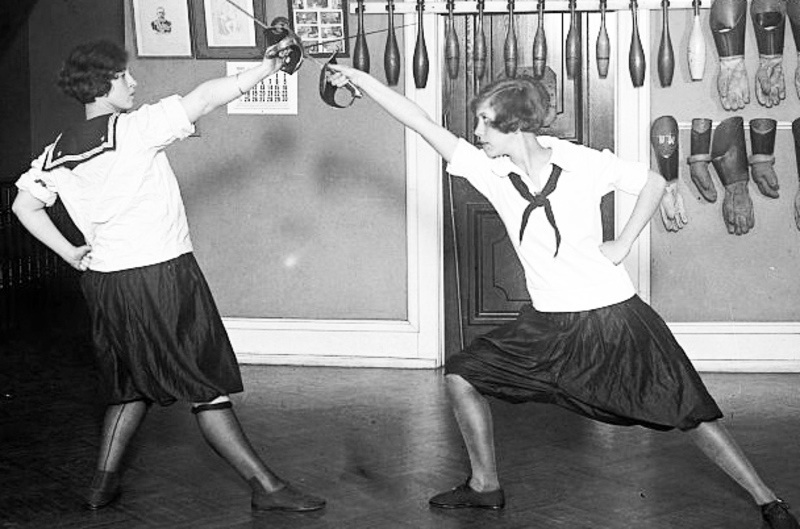 Western High School Women Fencing